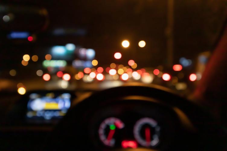 conduite avec une basse vision