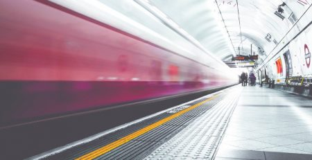 Quai de metro