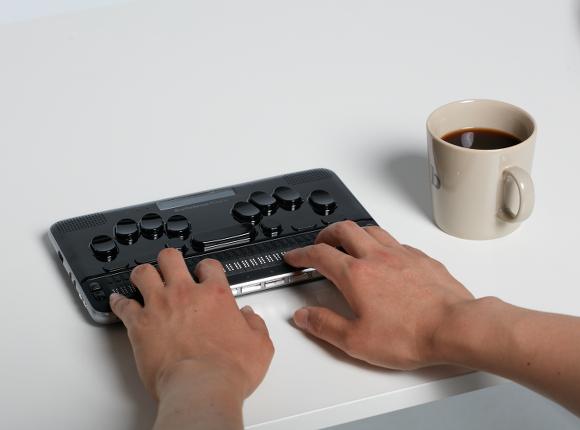 Bloc notes Braille Polaris
