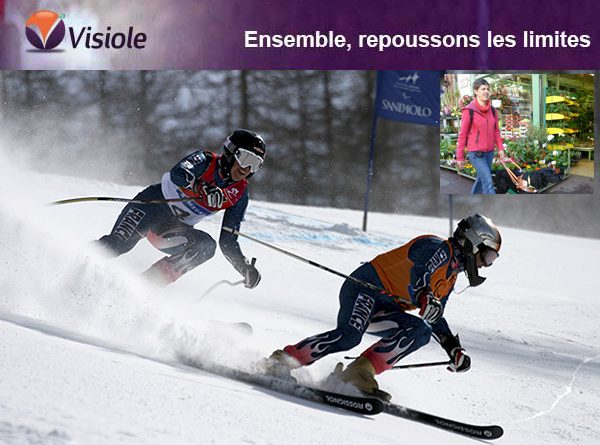 Ski paralympique, Pascale Casanova