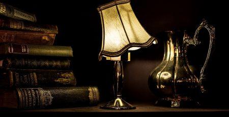 Eclairage Basse vison : pas une ancienne lampe de bureau