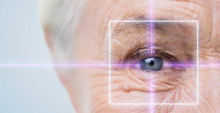 traitement basse vision chez un sénior